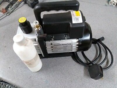 Dual stage composites vacuum pump - easy composites