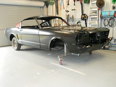 Ford mustang Fastback 1966