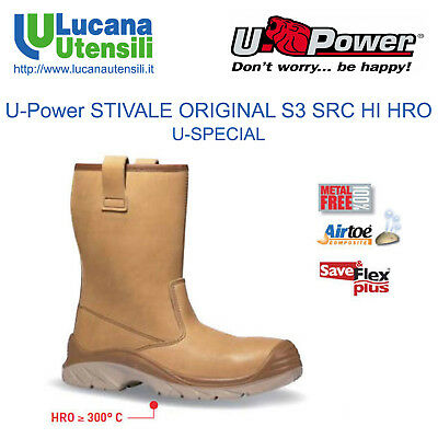 STIVALE U POWER Nordic Plus S3 Ci Src EUR 66,83 | PicClick IT