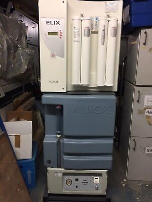 Merck/Millipore Elix 35 Water Purification System