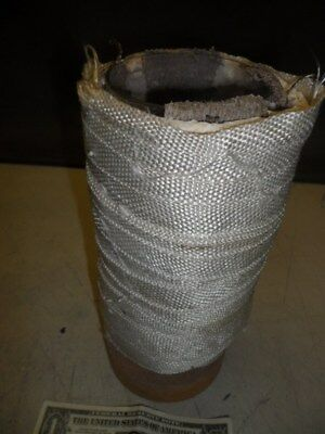"LARGE GLASS VESSEL-3"" DIAMETER x 8"" DEEP- WRAPPED HEATER-120 VAC-TESTED"