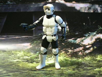 STAR WARS Imperial Scout Trooper (clean variant) – POWER OF THE JEDI