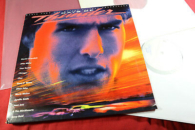 various  DAYS OF THUNDER Soundtrack - LP Epic 4671591 Holland 1990 sehr gut