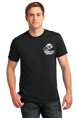 Monkey Fist Security T-SHIRT - Kevin can Wait up to 5x