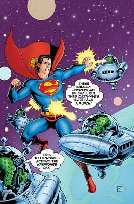 Action Comics #1000 1950S Variant Cover By Dave Gibbons 4/11/18