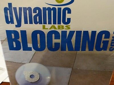 Dynamic Labs Blocking Pads ProEdge II 24mm Round