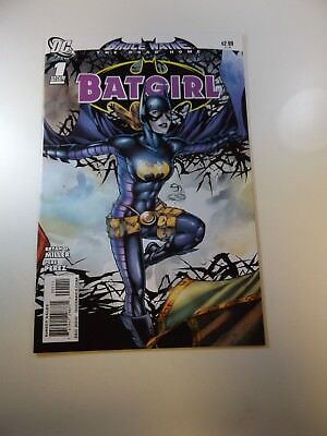 Bruce Wayne The Road Home Batgirl #1 NM- condition Huge auction going on now!