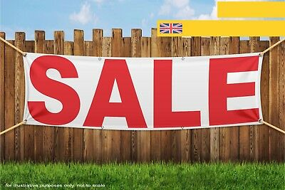 SALE Large Eye Catching Effect Discount Heavy Duty PVC Banner Sign 3003