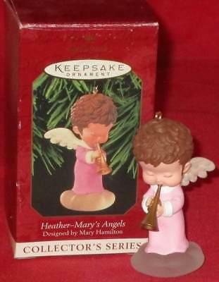1999 Hallmark Heather Mary's Angels #12