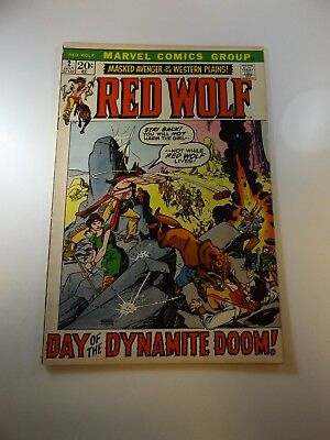 Red Wolf #2 VG+ condition Free shipping on orders over $100.00!