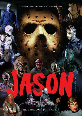 Jason Voorhees Friday the 13th Souvenir Guide horror movie magazine