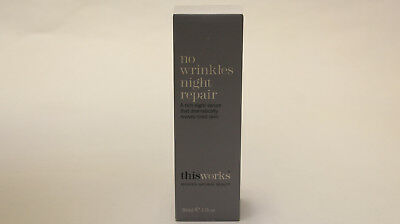 This Works No Wrinkles Night Repair 30ml GIFT WRAPPED