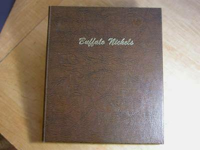Buffalo Nickel Collection (53 Coins) 1913 - 1938-D In Dansco Album -ID#M71