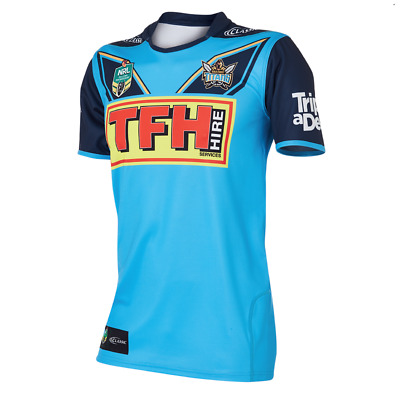 Gold Coast Titans NRL 2018  Classic Home Jersey Adults Sizes S-5XL!