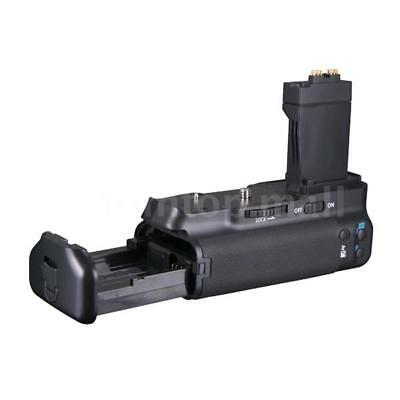 Vertical Battery Grip Holder for Canon EOS 600D 550D Rebel T3i T2i F5A5