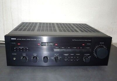 YAMAHA - A-720 - Vintage Stereo Amplifier aus 1985