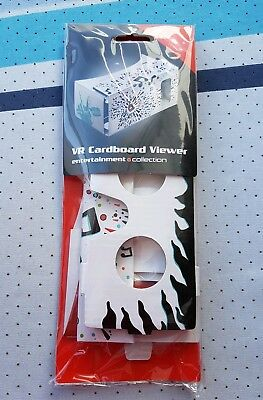 VR Cardboard Viewer  *NEU/OVP*  Pappe Entertainment Collection 0.- € Versand