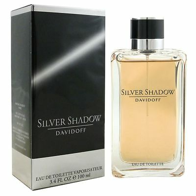 Davidoff Silver Shadow 100 ml Eau de Toilette EDT