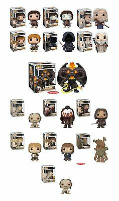 Funko POP! The Lord Of The Rings - Frodo Sam Sauron Aragorn Merry Gandalf NEW