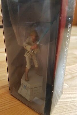 Schachfigur Star Wars - Luke Skywalker -  2012 1:24 DeAgostini Sammler Edition
