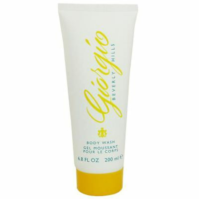 Giorgio Beverly Hills Yellow 200 ml Duschgel Showergel