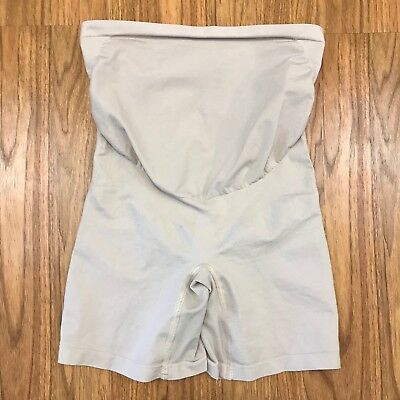 Belly Bandit Maternity Shapewear Size Small Thigh Disguise