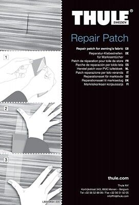 Reparatur Set Markise THULE OMNISTOR Repair Patch 3 Pads Markise Klebepads