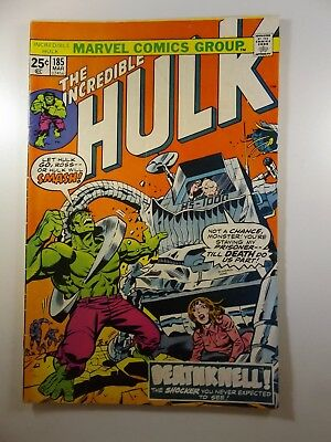 """The Incredible Hulk #185 """"Deathknell!"""" Great Issue!! VG Condition!!"""