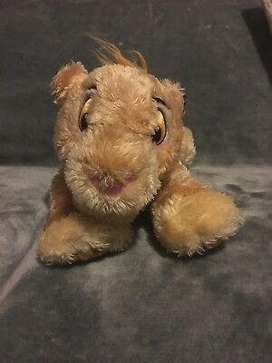 """Disney The Lion King """"Simba"""" Approx 12/14inch Fluffy"""