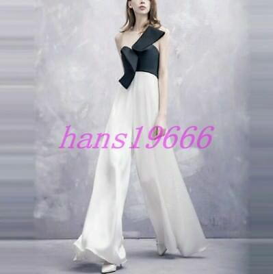 e37776b480c1 Women s Full Length Sleeveless Wide Leg Loose Pants Party Formal Dress  Jumpsuits