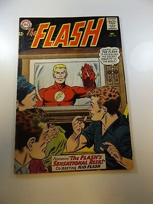 The Flash #149 VG- condition Huge auction going on now!