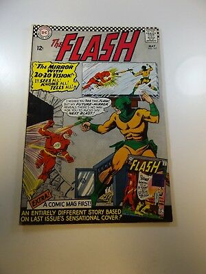 The Flash #161 FN- condition Huge auction going on now!