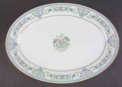 "Oxford FONTAINE 16 1/8"" Oval Serving Platter 486866"