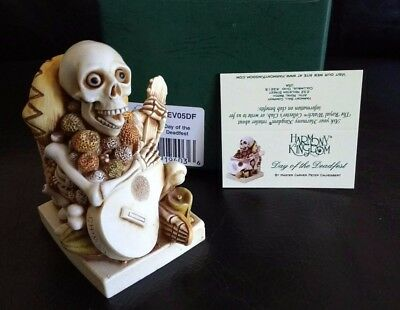 Hk - Day Of The Dead Fest - W/box And Card