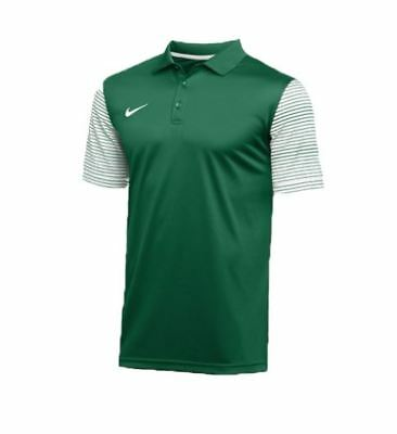 c1f84c7e Nwt Nike Dri-Fit Men's Early Season Team Polo Green 845840-341 Sz 2Xl