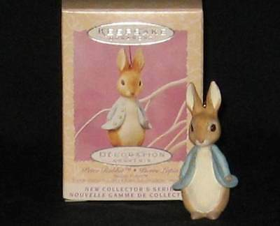 1996 Hallmark Peter Rabbit (NEW)