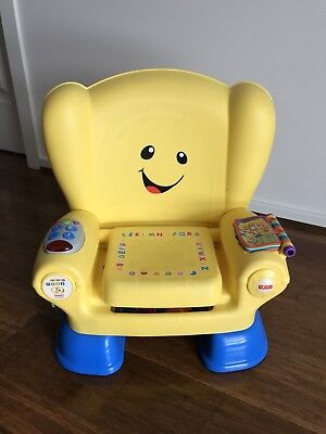Fisher Price Laugh And Learn - Yellow - As New