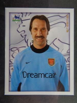 Merlin Premier League 2001 - David Seaman Arsenal #7