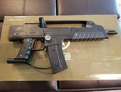 Smart Parts Sp8 Tactical Paintball Marker Gun With Extras