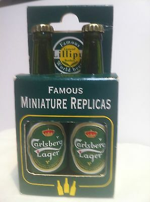 Lilliput Miniature Replicas of Carlsburg Lager