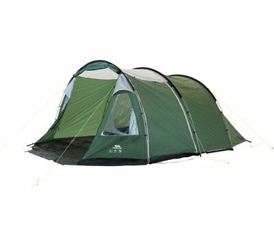 Trespass 6 Man Large Family C&ing Easy Pitch Tunnel Tent  sc 1 st  PicClick UK & HALFORDS 6 Man Family Tunnel Tent - £99.99 | PicClick UK