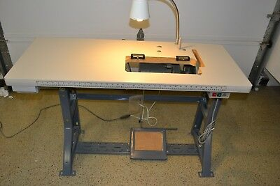 Industrial Sewing Table W/ TACSEW Clutch Motor RM1878-1L