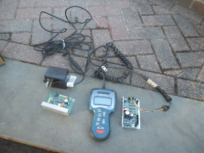 Chattanooga Optiflex Cpm Parts Hand Held Control ,power Adapter,motor Driver++