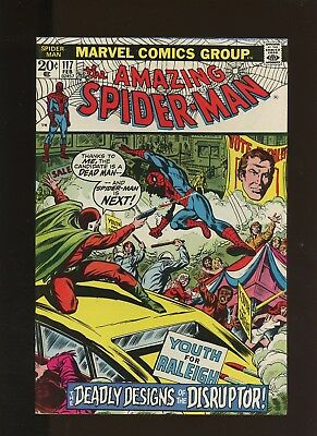 Amazing Spider-Man 117 NM 9.2 * 1 Book Lot * 1st App. as Disruptor! Gwen Stacy!