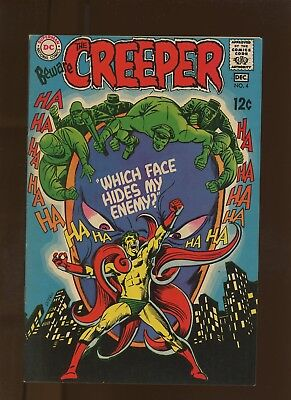 Beware the Creeper 4 VF/NM 9.0 * 1 Book Lot * Which Face Hides My Enemy! Ditko!