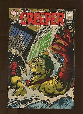 Beware the Creeper 6 VF 8.0 * 1 Book * Final Issue! Denny O'Neil & Steve Ditko!