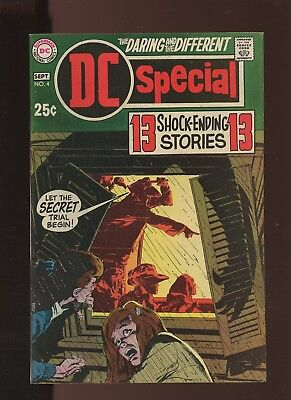 DC Special 4 FN 6.0 *1 Book* Tales of the Unexpected & House of Mystery Reprints