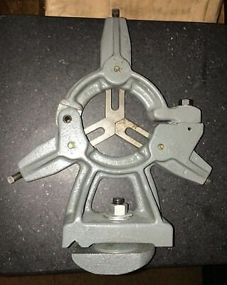 """10"""" LatheMachinist Tool: Hinged Steady Rest - Vintage - New in Box - Rockwell"""
