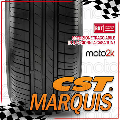 4 Gomme Pneumatici Auto Nuovo Cst Marquis 185 60 14 82H 185/60R14