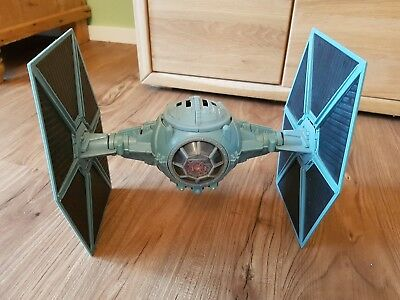 Star Wars POTF2 TIE FIGHTER  KENNER HASBRO ACTION FIGUREN VINTAGE